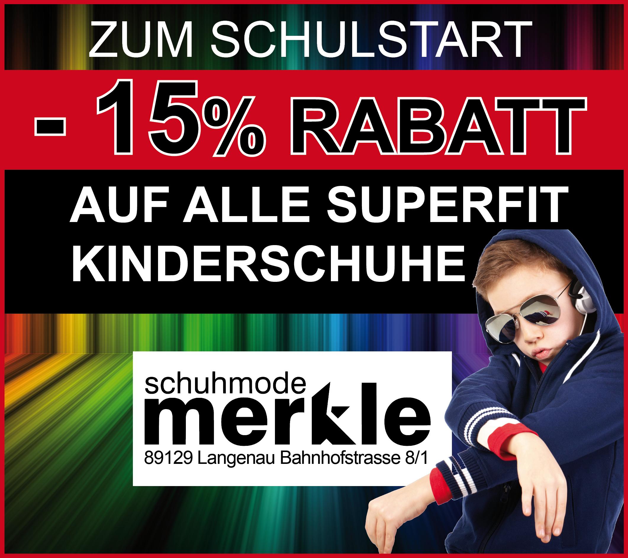 Schuh Merkle   Stadt Langenau